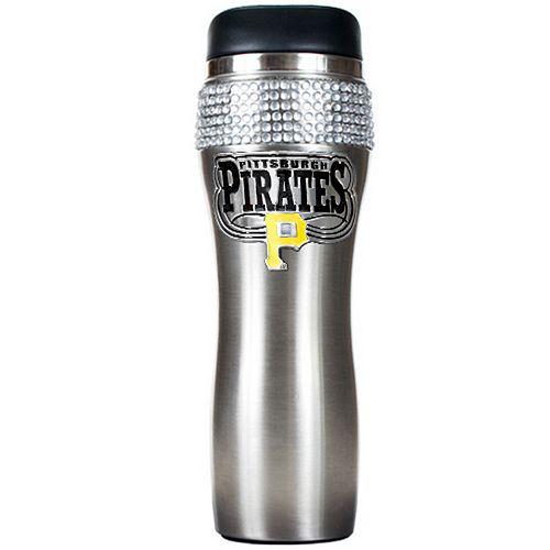 Pittsburgh Pirates Stainless Steel Tumbler