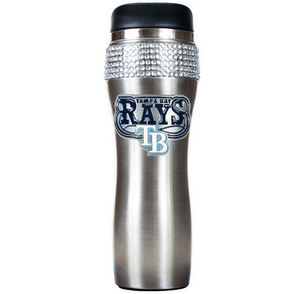 Tampa Bay Rays Stainless Steel Tumbler