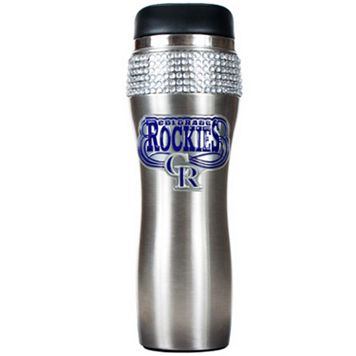 Colorado Rockies Stainless Steel Tumbler