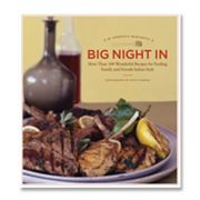 ''Big Night In: More than 100 Wonderful Recipes for Feeding Family and Friends Italian-Style'' Cookbook