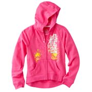 SO Love 2 Win Hi-Low French Terry Hoodie - Girls Plus