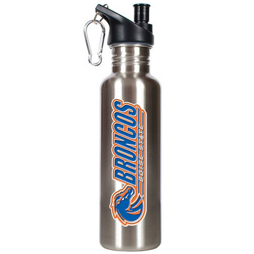 Boise State Broncos Stainless Steel Water Bottle