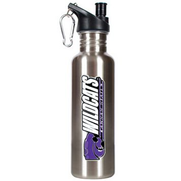 Kansas State Wildcats Stainless Steel Water Bottle