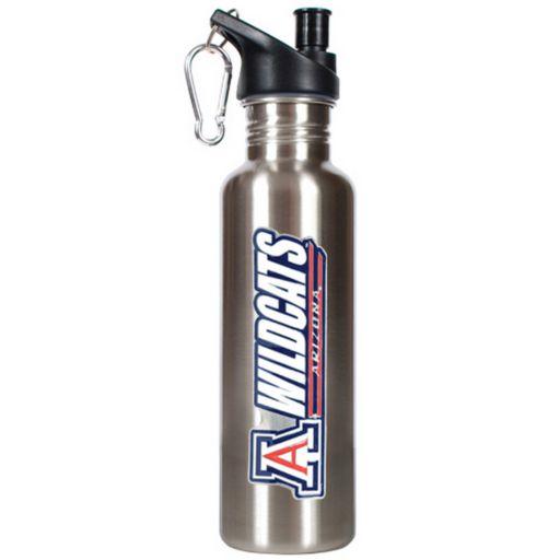 Arizona Wildcats Stainless Steel Water Bottle