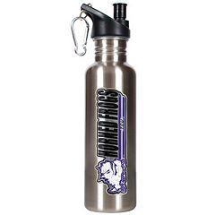 TCU Horned Frogs Stainless Steel Water Bottle