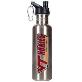 Virginia Tech Hokies Stainless Steel Water Bottle