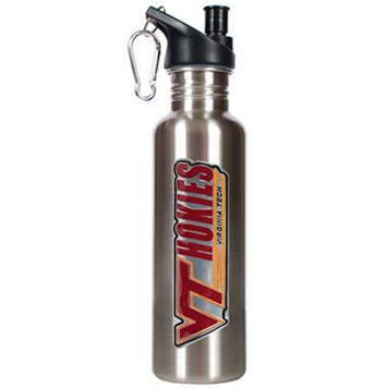 Virgnia Tech Hokies Stainless Steel Water Bottle