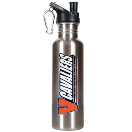Virginia Cavaliers Stainless Steel Water Bottle