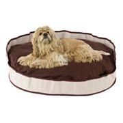 Carolina Pet Co. Canvas Tote Cuddler Pet Bed - 28 x 20