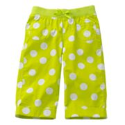 Jumping Beans Polka-Dot Capris - Toddler