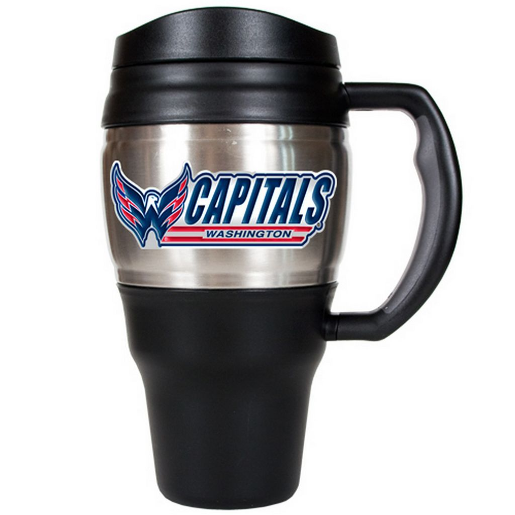 Washington Capitals Travel Mug