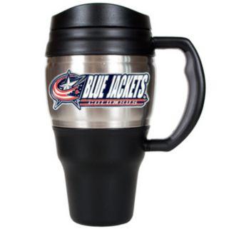 Columbus Blue Jackets Travel Mug