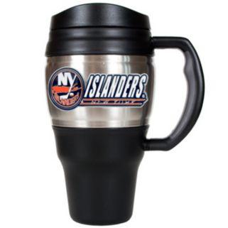 New York Islanders Travel Mug