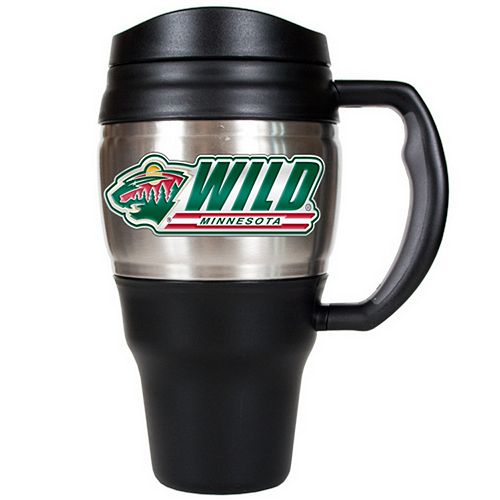 Minnesota Wild Travel Mug