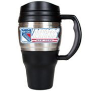 New York Rangers Travel Mug