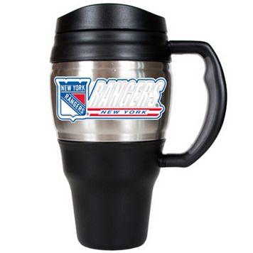New York Rangers Travel Mug