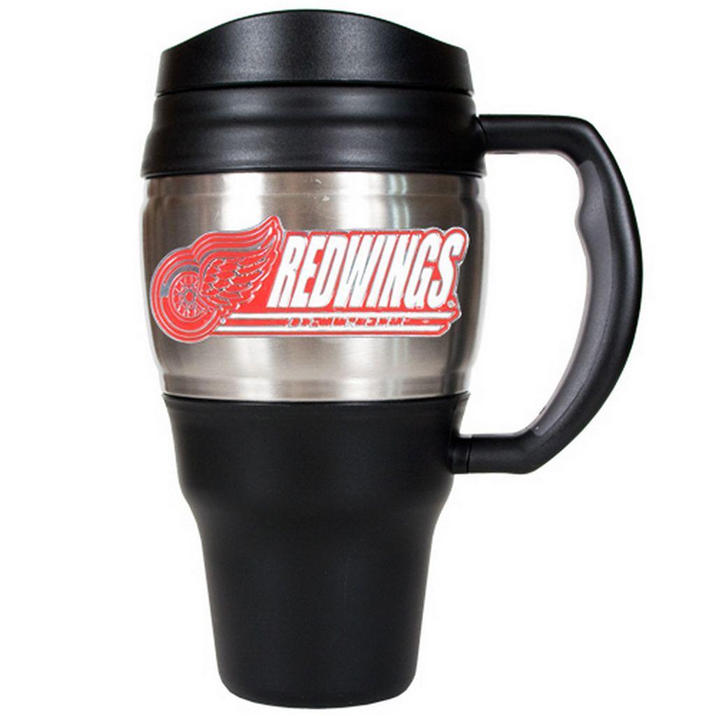 Detroit Red Wings Travel Mug