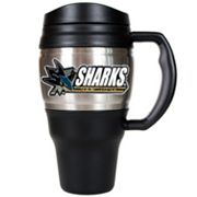 San Jose Sharks Travel Mug
