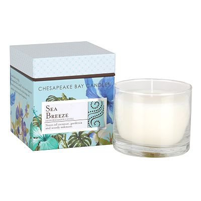 Sea Breeze 8.8-oz. Filled Candle