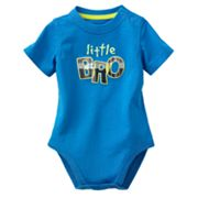 Jumping Beans Little Bro Bodysuit - Baby