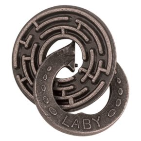 Hanayama Level 5 Labyrinth Cast Puzzle