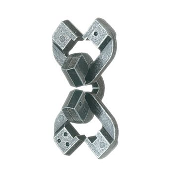 Hanayama Level 6 Chain Cast Puzzle