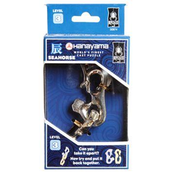 Hanayama Level 3 Seahorse Cast Puzzle