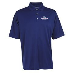 Men's Gonzaga Bulldogs Exceed Desert Dry Xtra-Lite Performance Polo