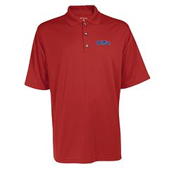 Men's Ole Miss Rebels Exceed Desert Dry Xtra-Lite Performance Polo