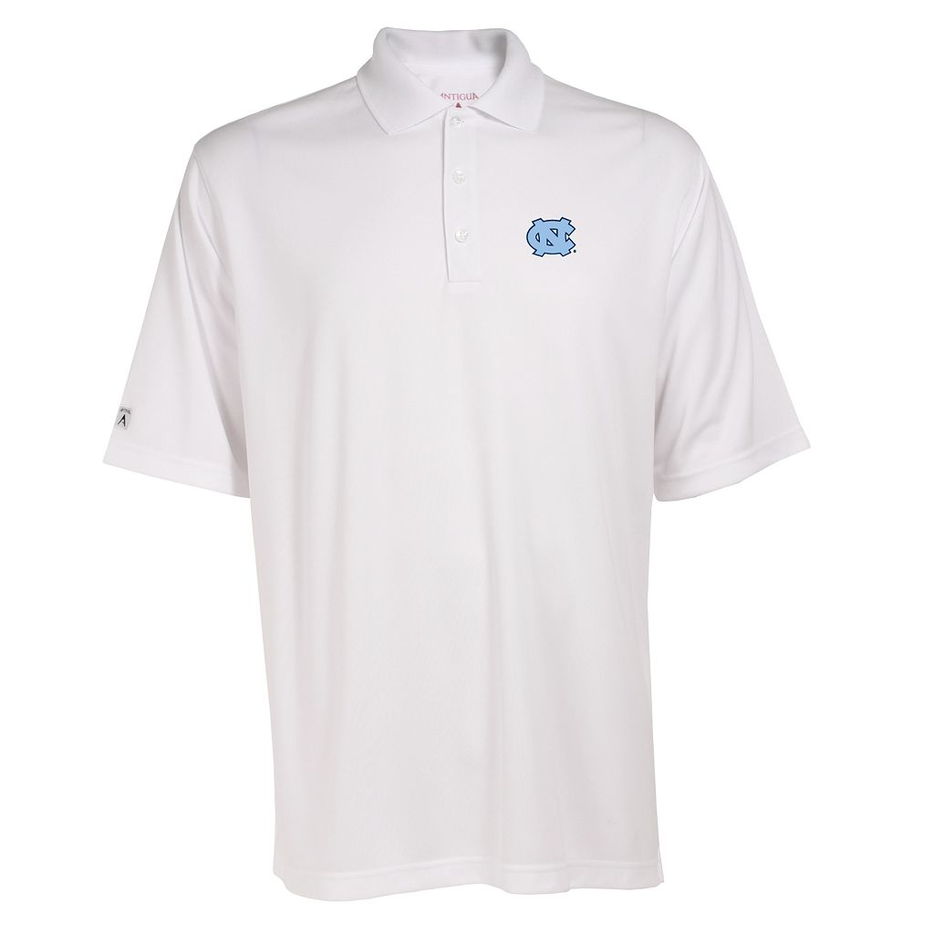 Men's North Carolina Tar Heels Exceed Desert Dry Xtra-Lite Performance Polo