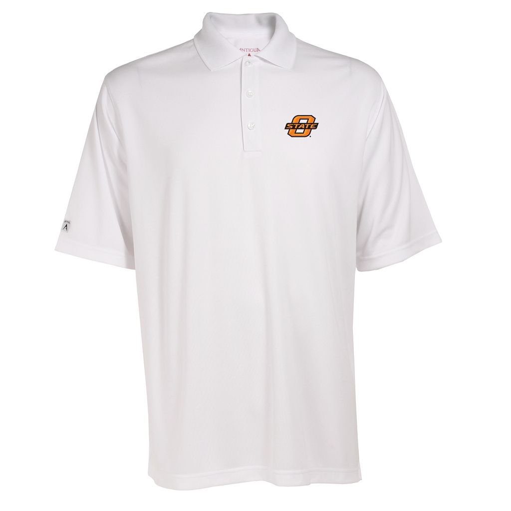 Men's Oklahoma State Cowboys Exceed Desert Dry Xtra-Lite Performance Polo