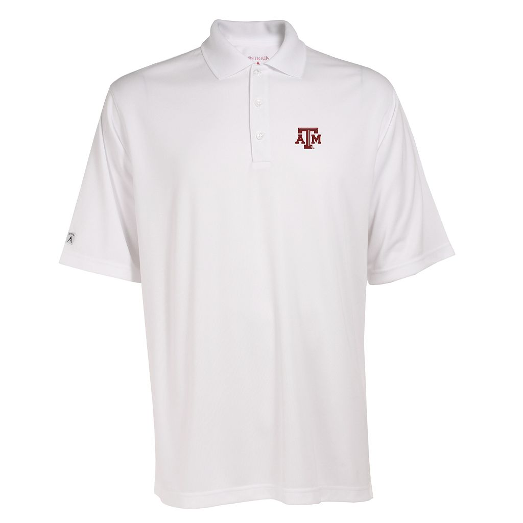 Men's Texas A&M Aggies Exceed Desert Dry Xtra-Lite Performance Polo
