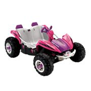 Power Wheels Dune Racer Ride-On by Fisher-Price - Pink