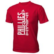 adidas Philadelphia Phillies Taking Turns Tee - Boys 8-20