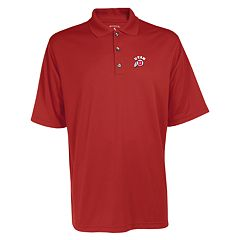 Men's Utah Utes Exceed Desert Dry Xtra-Lite Performance Polo
