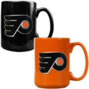 Philadelphia Flyers 2-pc. Ceramic Mug Set