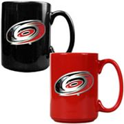 Carolina Hurricanes 2-pc. Ceramic Mug Set