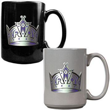 Los Angeles Kings 2-pc. Ceramic Mug Set