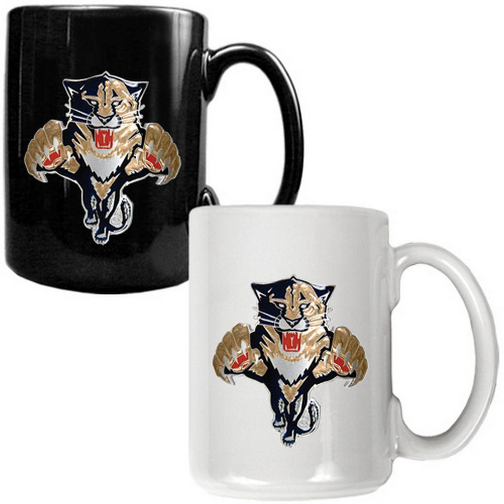 Florida Panthers 2-pc. Ceramic Mug Set