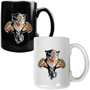 Florida Panthers 2-pc. Ceramic Mug Set