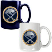 Buffalo Sabres 2-pc. Ceramic Mug Set