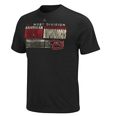 Majestic Arizona Diamondbacks Capactiy Tee - Men