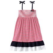 OshKosh B'gosh Striped Smocked Dress - Girls 4-6x