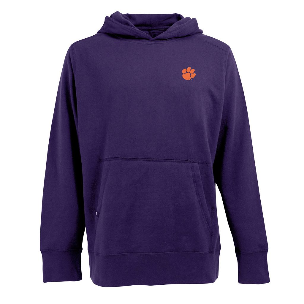 Men's Clemson Tigers Signature Fleece Hoodie