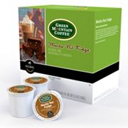 Keurig K-Cup Portion Pack Green Mountain Coffee Mocha Nut Fudge Coffee - 18-pk.