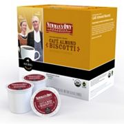 Keurig K-Cup Portion Pack Newman's Own Cafe Almond Biscotti Coffee - 18-pk.