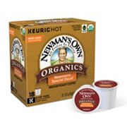 Keurig K-Cup Portion Pack Newman's Own Special Decaf Coffee - 18-pk.