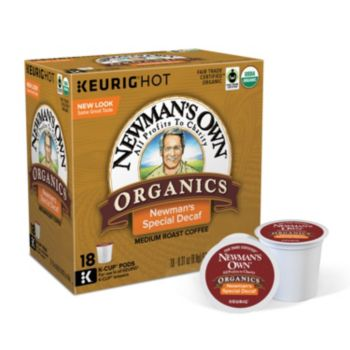 Keurig® K-Cup® Pod Newman's Own Special Decaf Coffee - 18-pk.