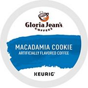 Keurig K-Cup Portion Pack Gloria Jean's Macadamia Cookie Coffee - 18-pk.