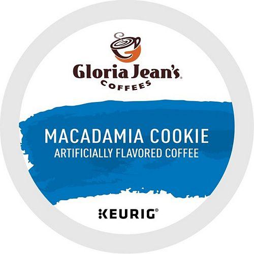 Keurig® K-Cup® Pod Gloria Jean's Macadamia Cookie Coffee - 18-pk.